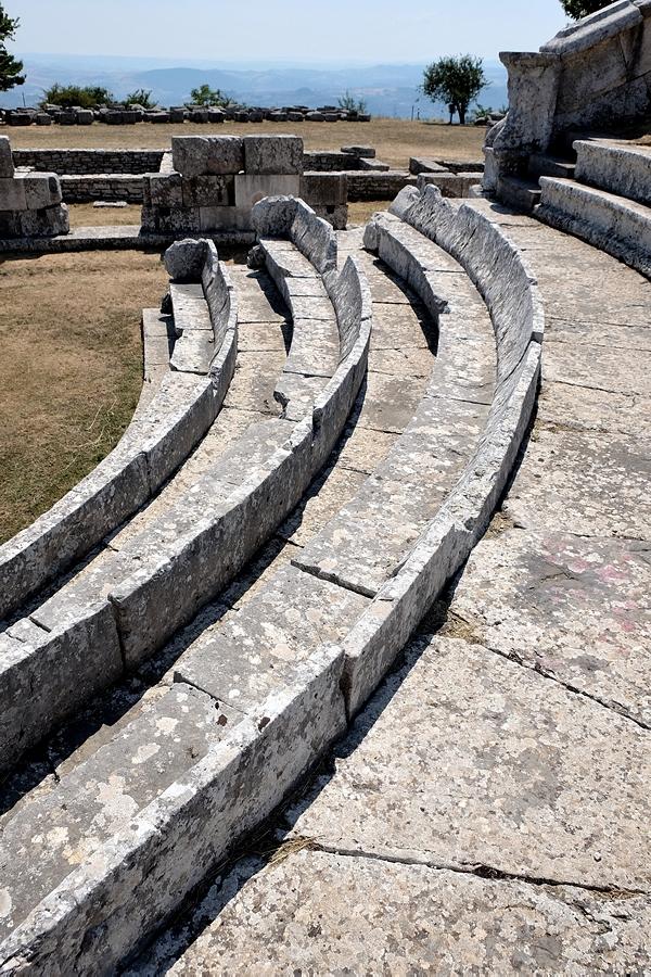 Foto Teatro Sannitico Pietrabbondante | Mediaforme di